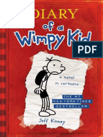 1. Diary of a Wimpy Kid, Book 1 - Jeff Kinney
