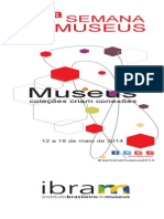 Guia da Programação 12ª Semana de Museus NACIONAL