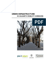 Calgary Green Infrastructure Mobility Corridors Sec