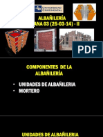 UNIDADES DE ALBAÑILERIA 01