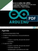Arduino Intro+LED CUBE