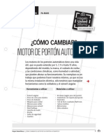 Pa-ma05_cambiar Motor de Porton Automatico