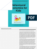 Behavioural Economics for Kids Web