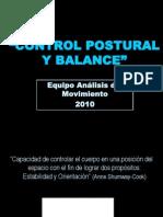 Control Postural Edit