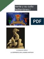 La serpiente y su culto en el Mediterráneo