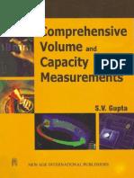 Gupta - Comprehensive Volume Capacity Measurements