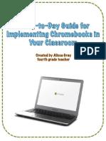 chromebook workshop guide