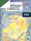 Manual de Evaluacion y Entrenamiento de Las Habilidades Sociales