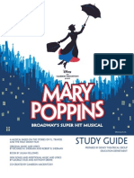 Mary Poppins Study Guide