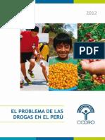 Consumo de Drogas Cedro 2012