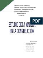 2do Informe de Desarrollo Endógeno (La Madera)