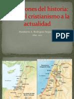 Las Visiones Del Historia-cristianismo
