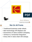 Kodak-Think Category Not Brand-Core Competency and Strategic Focus