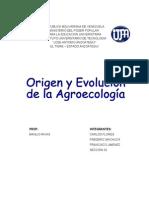 Qué es la agroecología