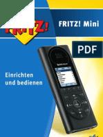 Handbuch FRITZ Mini