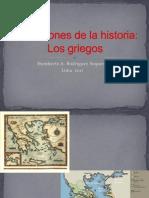 Las Visiones de La Historialos Griegos