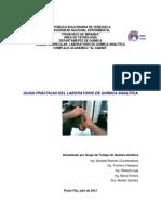 Manual de lab de química analítica