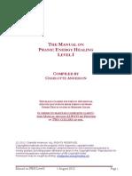 Manual Pranic Healing I