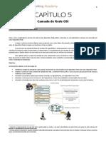 Capítulo 5 - Camada de Rede OSI