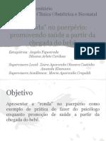 Estudo de Caso HU 2013.2