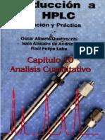 Introducción a la HPLC Aplicación y Práctica (O. A. Quattrocchi, S. A. de Andrizzi & R. F. Laba)