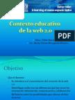 Contexto Educativo de La Web 2.0