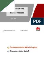 Comising Huawei Nodo B
