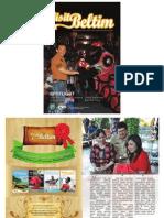 Majalah Visit Beltim Edisi v Tahun II 2014
