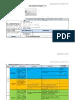 Modelo Unidad de Aprendizaje Primaria