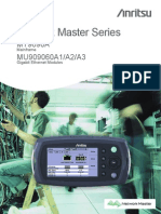 Anritsu MT9090A Network Master