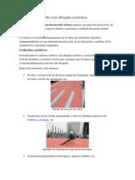 Criterios de diseño con adoquín cerámico