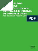 O Lugar Das Praticas Pedagogicas Na Formacao Inicial de Professores