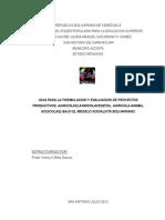 ESQUEMA A SEGUIR DEL PROYECTO FINAL  AGROALIMENTARIA.odt