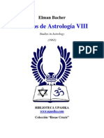 Bacher Elman - Estudios de Astrologia 8