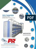 Tfo Twister Double Decker