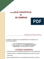 Unidad 4 - Modelo Conceptual