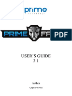 Primefaces Users Guide 3 1