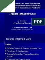 NDRN-Trauma Informed Care