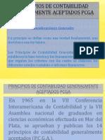 4o. Principios de Contabilidad Generalmente Aceptados PCGA (1)