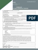 2013_Formulir Pembayaran Manfaat Pensiun