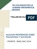 129261250 Polinomios y Su Raices