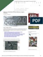 QGIS 2 - RGB