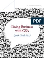 Booklet Gov Doing Business With the Gsa Pdf0884