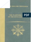 The Platform Sutra of the Sixth Patriarch (2008)