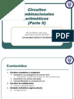 Tema04b.circuitos Combinacionales Aritmeticos