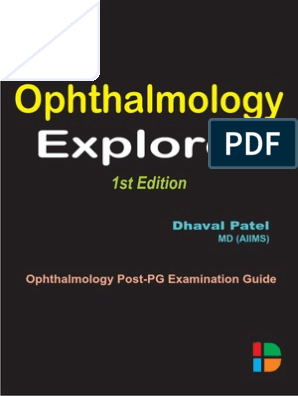 Ophthalmology Explorer 1st Edition | Cornea | Glaucoma