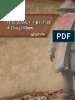 El humanismo proletario de Chío Zubillaga