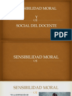 Sensibilidad Moral y Social