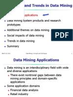 DM Applications