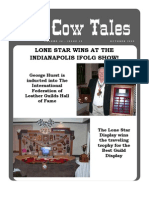 Leather Crafters October 2009 Newsletter